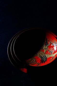 Japanese Urushi Lacquer Cups