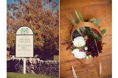 Wedding Venue of Shaker Village of Pleasant Hill in Harrodsburg KY shakervillageky.org