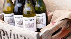 Fairview Wine - what an amazing time wine tasting