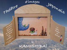 ACTIVITE - Kamishibai : théâtre d'images japonais - Liens pour en fabriquer et l'exploiter avec les enfants