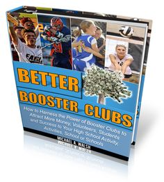 Secrets to Raising Money and Achieving Greater Success for Your High School Arts.  www.digitalbookshops.com #Sports  #Coaching