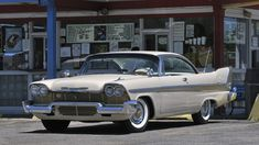 1958 Plymouth Fury Golden Commando AACA 1st Place Class Winner presented as lot F106 at Monterey, CA 2012 - image1