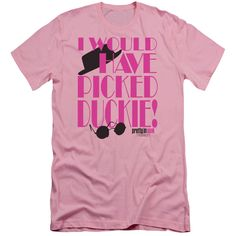 Pretty In Pink/Picked Duckie-Pink