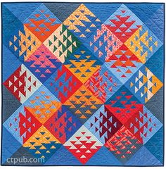 Modern Fusion Quilts