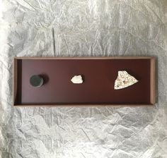 FRAME tray - The perfect tray for all your exhibitions from MUNK collective Frame Tray, Warm Grey, Floating Nightstand, Hardwood, Plates, Pure Products, Design, Floating Headboard, Licence Plates