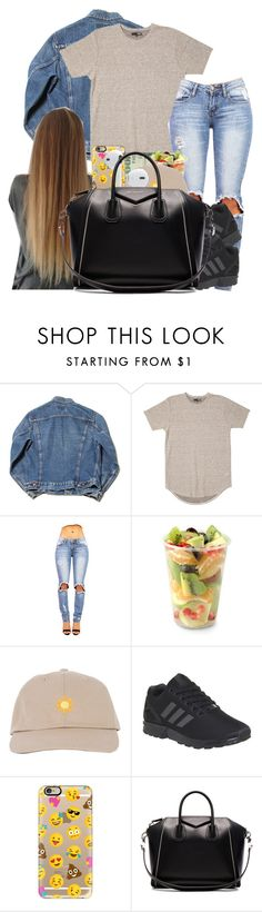 """""""not in this lifetime"""" by bfamily ❤ liked on Polyvore featuring Aroma, adidas, Casetify and Givenchy"""