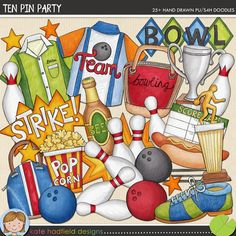 Ten Pin Party