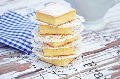 Habkönnyű, nagyon túrós, túrós süti... Cookie Desserts, Vanilla Cake, Cake Recipes, Cupcake, Sweet Treats, Pie, Sweets, Cheese, Cookies