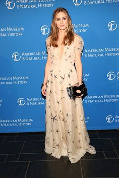 Olivia Palermo Wearing Valentino Gown