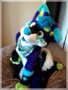 Fursuit-If anyone knows this suiter's name plz comment!