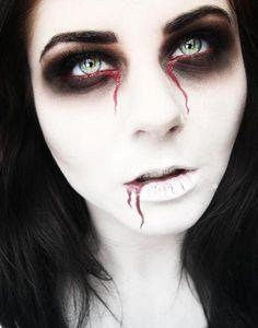 Halloween make up http://www.makeupbee.com/look.php?look_id=68039