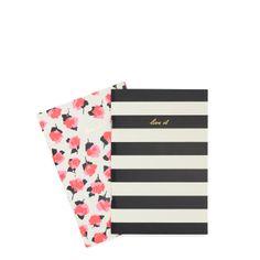 kate spade new york / stationery notebook set of 2