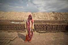 """Tens of thousands of """"bonded"""" laborers in Pakistan work for decades to pay off debts accrued by their husbands or parents. Check out +The Associated Press photographer Muhammed Muheisen's haunting photo essay of female bonded laborers. http://ti.me/1dK0NNi"""