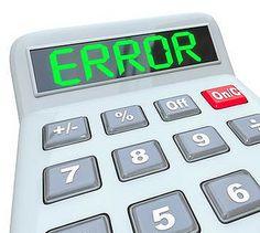 Money mistakes Fotolia_49632660_XS by SalFalko, via Flickr