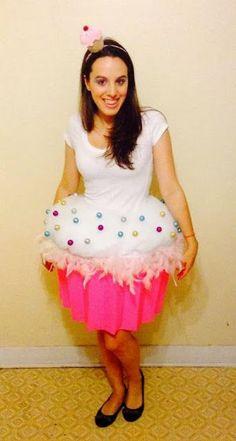 Teacups and Cake: How To: Make a Cupcake Costume