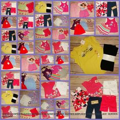 a1167edf5ff3 NWT Girls Summer Clothes Lot 2 2T Gymboree Gap Sets Outfits shorts tops  Dress