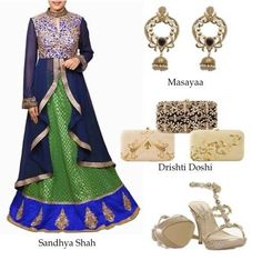 Style your traditional outfit with our fabulous designer accessories.
