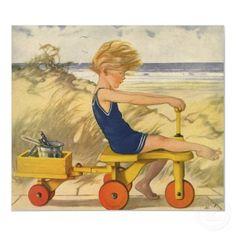 Summer childhood Sarah Stilwell Weber Kiddie Kar Book 1920