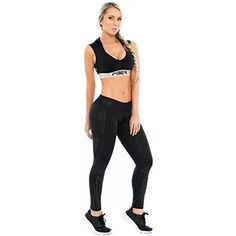 Fiber Colombian Activewear Leggings Joggers Jumpsuits Tights Compression Pants -- Check out the image by visiting the link. (This is an affiliate link) #TightsLeggings