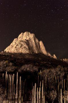 Peña de Bernal, Queretaro, México