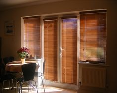 Wooden Venetian Blinds by Baileys Blinds in Bury St Edmunds and Brandon