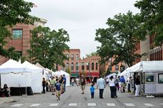 The 10th annual Downtown Monroe Fine Art Fair will be held Aug. 10 and 11 at Loranger Square during the River Raisin Jazz Festival. #RRJazz13 #MonroeMI