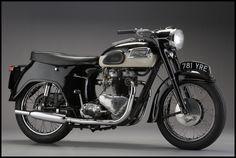 Triumph Tiger 110 650