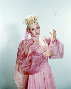 Celeste Holm as the Fairy Godmother in Cinderella 1965