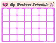 free work schedule program