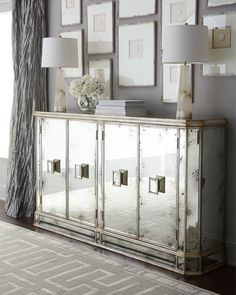 John-Richard Collection Delancey Console