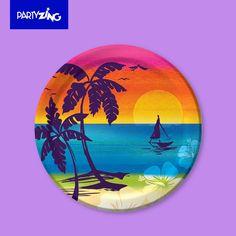 Aloha Summer 9inch Plate