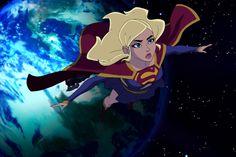 Supergirl: así se verá Melissa Benoist como Kara Danvers