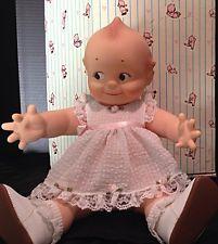 kewpie by lee middleton doll   KEWPIE Rosebud by Lee Middleton 1997