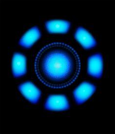 Camiseta Iron Man. Reactor Arc. Modelo 2
