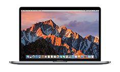 """Apple Macbook Pro - Ordenador portátil de 15.4"""" (Touch Bar/ID, 16 GB RAM, 512 GB SSD, teclado QWERTY español), color gris"""