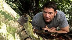 Steve Backshall. Lost Island of the Volcanoe.