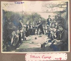 1st Leicester Guides at Tilton on the Hill 1918