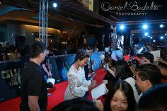 Guardians of the Galaxy Red Carpet in Singapore