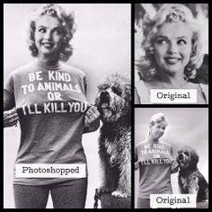 Doris Day/Marilyn mash up