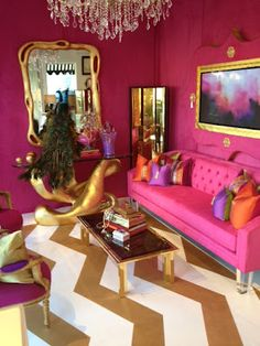 Interior by: Alissa Sutton   Inspired by India