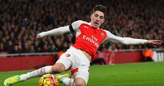 Arsenal fuming with Manchester City over Hector Bellerin pursuit