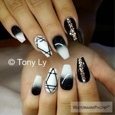 Tony Ly Coffin Nails !!!