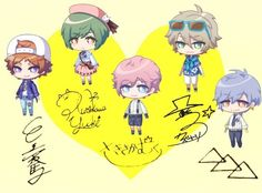 Chibi Characters, Fictional Characters, Video Game Anime, Stage Play, Cute Images, Pop Culture, Acting, Idol, Kawaii