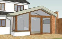Sustainabl design and building energy rating at affordable prices Single Storey Extension, Rear Extension, Building Extension, Bungalow Extensions, House Extensions, Kitchen Extensions, Small Rear Garden Ideas, Semi Detached, Detached House