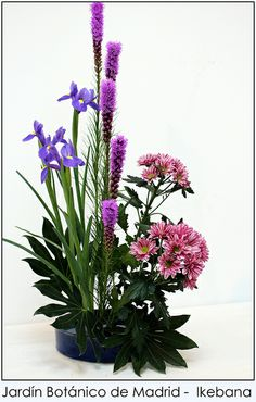 Jardín Botánico de Madrid - Ikebana | Flickr - Photo Sharing!