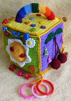 МамАнин блог: Поиграем в кубики....