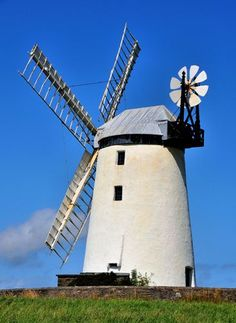 Ballycopeland windmill,Millisle, Co Down,Northern Ireland. Grew up here