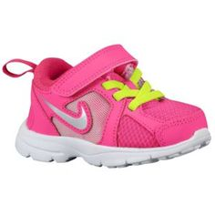 Nike Dual Fusion Run - Girls' Toddler - Shoes
