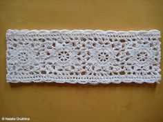 WHITE TRENDY TOPS.....The fabric and lace - CrochetRibArt