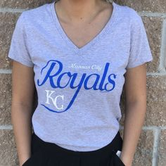 Kansas City Royals Tee -Size M-